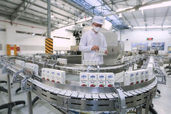 Vinamilk được cấp phép xuất khẩu sữa vào liên minh kinh tế Á - Âu - Ảnh 2.