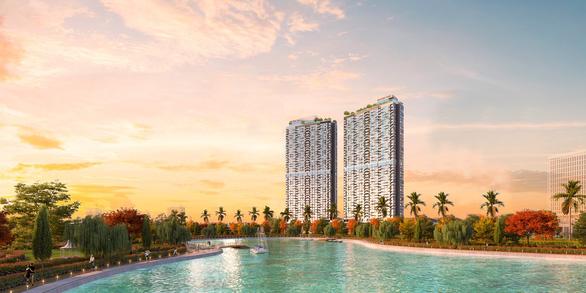 MIKGroup đẩy mạnh phát triển chung cư cao cấp Tây Hà Nội - Ảnh 2.