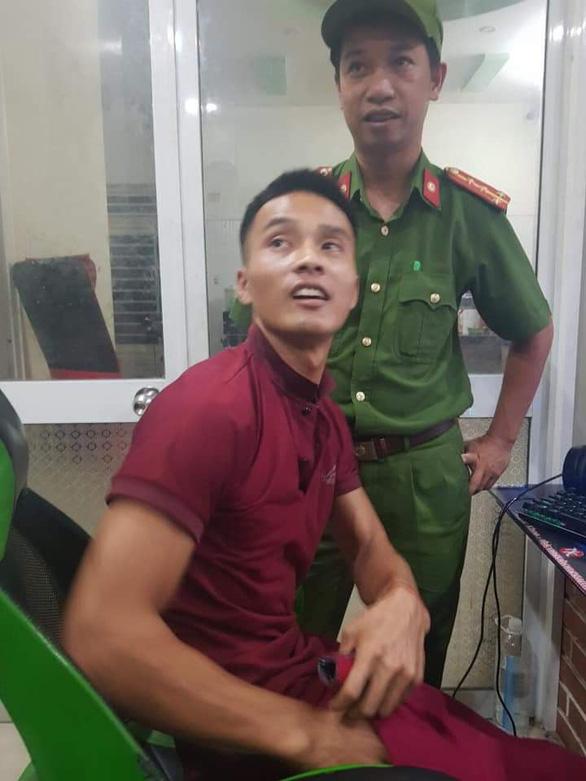 Đã bắt được Triệu Quân Sự ở một tiệm internet lúc 20h tối 18-6 - Ảnh 1.