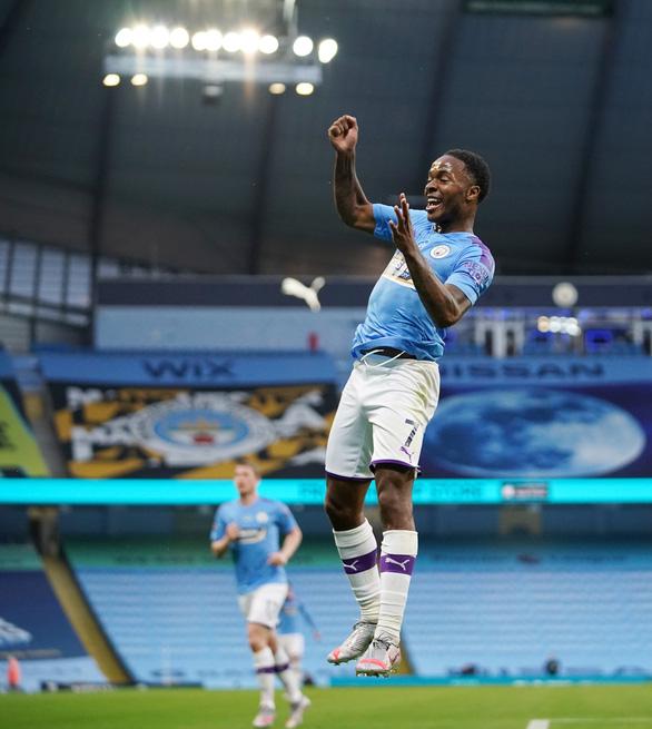 Man City đại thắng Arsenal trong ngày Giải ngoại hạng Anh trở lại - Ảnh 1.