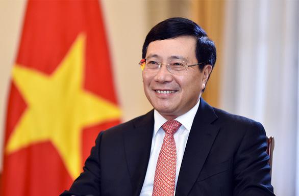 Phó thủ tướng Phạm Bình Minh làm tổ trưởng tổ công tác đón sóng chuyển dịch đầu tư - Ảnh 1.
