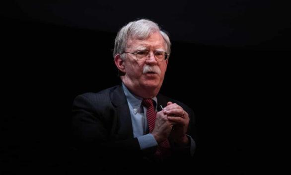 Quốc gia nào xuất hiện trong sách bom tấn rung chuyển chính trường Mỹ của ông Bolton? - Ảnh 1.