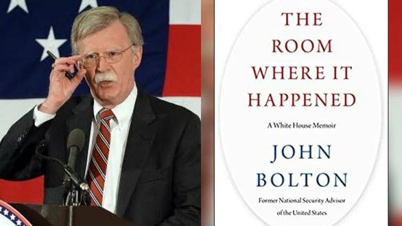 Quốc gia nào xuất hiện trong sách bom tấn rung chuyển chính trường Mỹ của ông Bolton? - Ảnh 2.