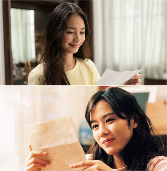 Cơn mưa tình đầu: Son Ye Jin đẹp thổn thức, ngọc nữ Thái Mint đẹp hút hồn - Ảnh 3.
