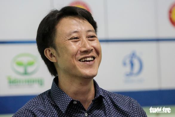 Thanh Hóa không có ý đồ câu giờ để thắng Nam Định - Ảnh 1.