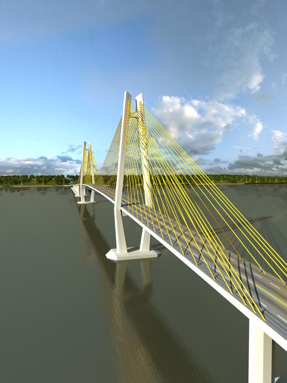Cầu Rạch Miễu 2 là công trình cấp bách của ngành giao thông - Ảnh 3.