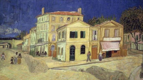 Bức thư về chuyến đi nhà thổ của 2 danh họa Van Gogh, Gauguin bán 210.000 euro - Ảnh 4.