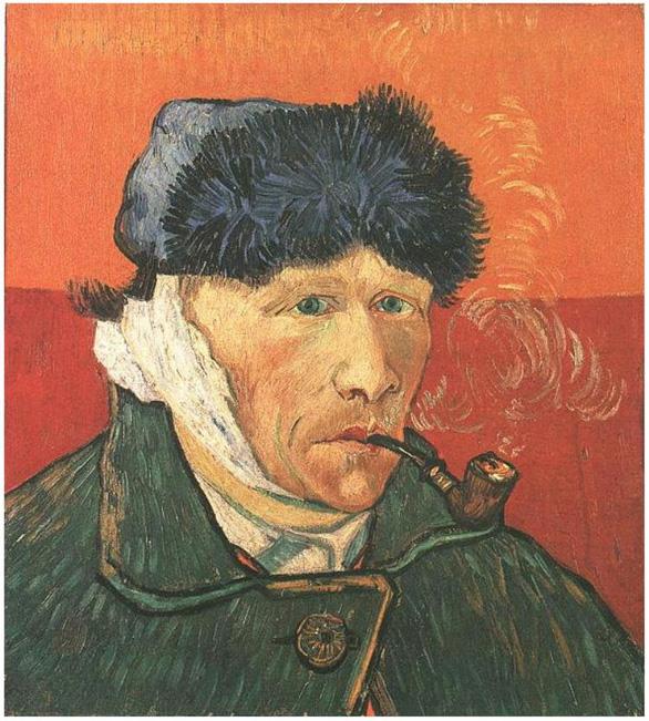 Bức thư về chuyến đi nhà thổ của 2 danh họa Van Gogh, Gauguin bán 210.000 euro - Ảnh 2.