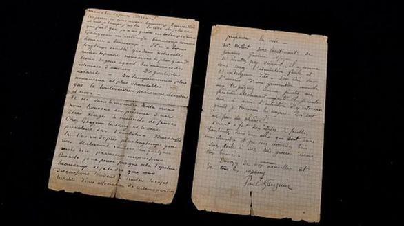 Bức thư về chuyến đi nhà thổ của 2 danh họa Van Gogh, Gauguin bán 210.000 euro - Ảnh 3.