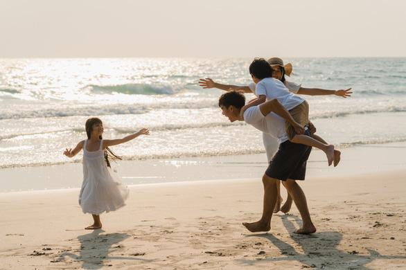 Sống hiện đại: chọn kỳ nghỉ dưỡng cho gia đình - Ảnh 1.