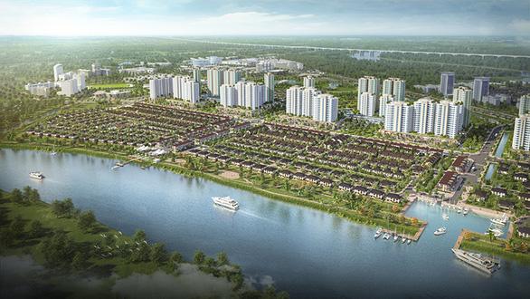 Có gì ở năm phân khu chức năng của thành phố bên sông Waterpoint? - Ảnh 3.