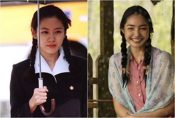 Cơn mưa tình đầu: Son Ye Jin đẹp thổn thức, ngọc nữ Thái Mint đẹp hút hồn - Ảnh 2.