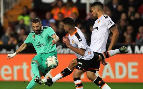 Real Madrid bước vào chặng leo núi - Ảnh 1.