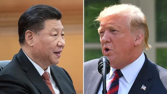 Ông Trump ký luật trừng phạt Trung Quốc vì vấn đề Tân Cương - Ảnh 1.