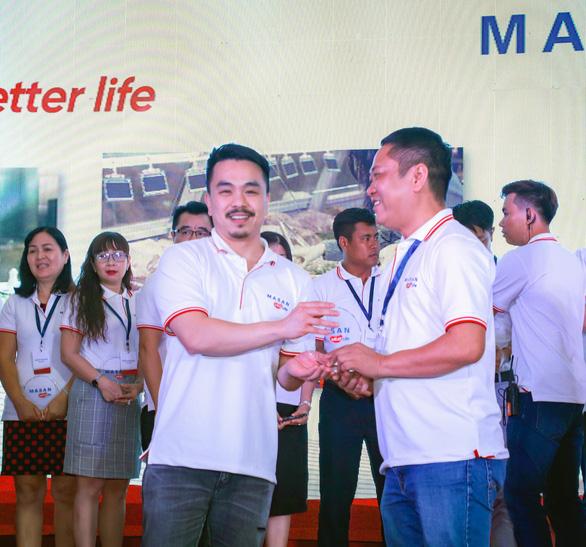 Tướng mới của Masan hứa đưa công ty được thế giới công nhận là kỳ lân ngành tiêu dùng - Ảnh 1.