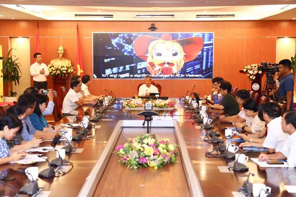 Thêm hai nền tảng công nghệ make in Vietnam ứng dụng trí tuệ nhân tạo - Ảnh 1.