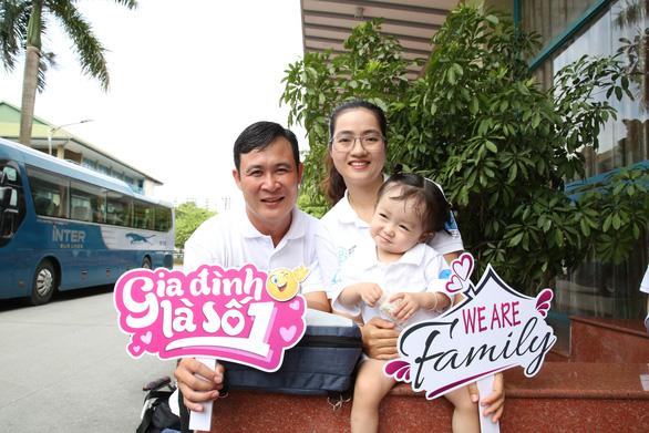 Phó chủ tịch nước: Xây dựng tế bào gia đình thật tốt, hạnh phúc, hòa thuận - Ảnh 1.