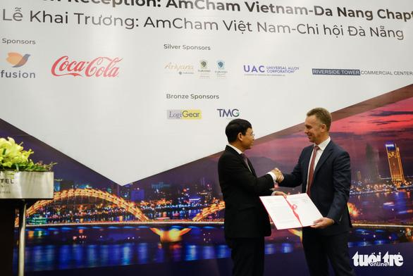 Doanh nghiệp Hoa Kỳ muốn biến Đà Nẵng thành nơi đầu tư hấp dẫn nhất - Ảnh 1.