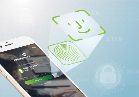VCB-Mobile B@nking - ngân hàng thu nhỏ trên điện thoại di động - Ảnh 1.