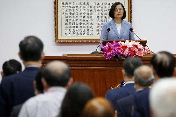 Chiến đấu cơ Trung Quốc rời vùng nhận diện phòng không của Đài Loan sau cảnh báo - Ảnh 1.