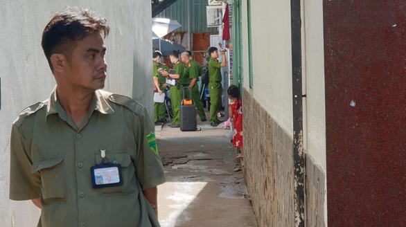Người mẹ bỏng nặng trong vụ cháy phòng trọ ở Tân Phú đã qua đời - Ảnh 1.