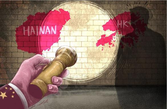 Trung Quốc công bố kế hoạch biến Hải Nam thành Hong Kong thứ hai - Ảnh 1.