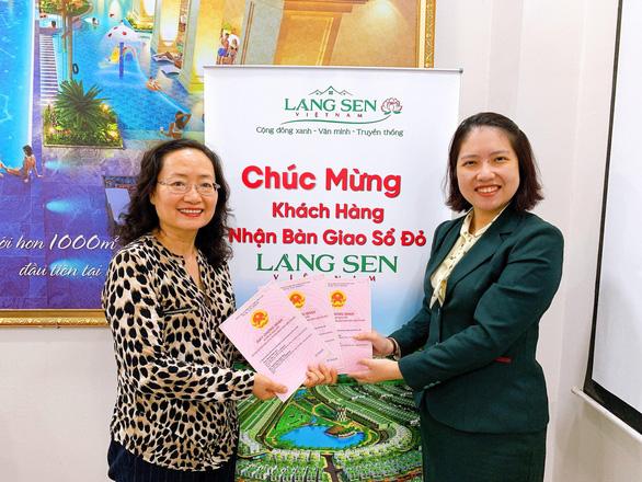 Dự án Làng Sen Việt Nam tăng tốc trở thành Khu đô thị kiểu mẫu của khu Tây - Ảnh 2.