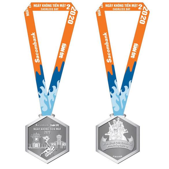 Mở cổng đăng ký Giải chạy bộ hưởng ứng Ngày không tiền mặt 2020 - Ảnh 1.