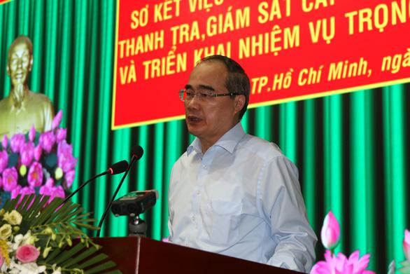 Bí thư Nguyễn Thiện Nhân đề nghị giám sát quy trình bổ nhiệm, luân chuyển cán bộ - Ảnh 1.