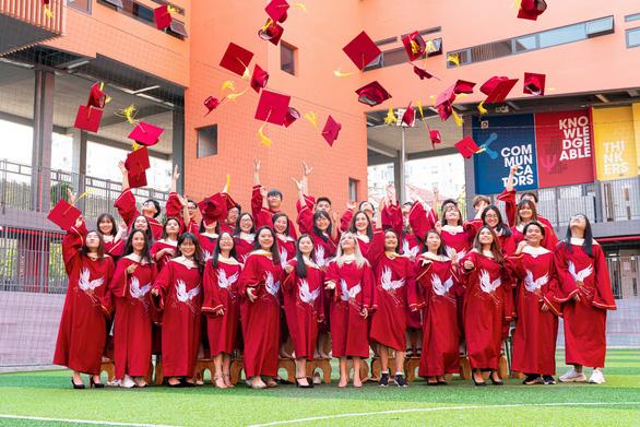 Học sinh SNA sẽ tốt nghiệp chương trình Tú tài Quốc tế IB - Ảnh 1.