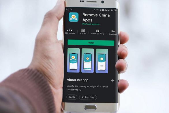 Dân Ấn Độ, Úc ồ ạt tải ứng dụng xóa app Trung Quốc - Ảnh 1.