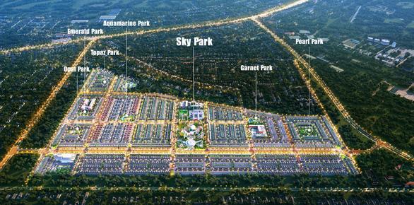 Gem Sky World - khu đô thị thương mại giải trí sôi động tại Long Thành - Ảnh 1.
