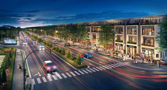 Gem Sky World - khu đô thị thương mại giải trí sôi động tại Long Thành - Ảnh 2.