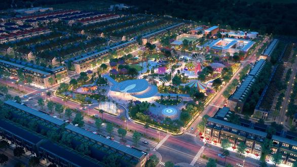Gem Sky World - khu đô thị thương mại giải trí sôi động tại Long Thành - Ảnh 3.
