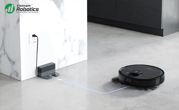 Trải nghiệm robot hút bụi hiện đại hàng đầu của Ecovacs - Deebot Ozmo T8 AIVI - Ảnh 5.