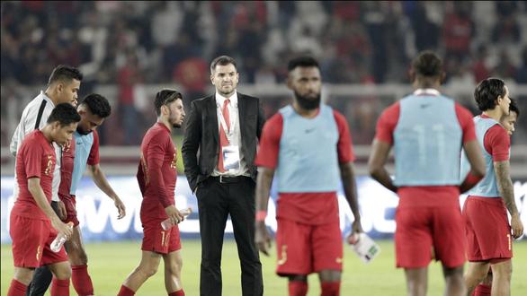HLV McMenemy: Dẫn dắt tuyển Indonesia là công việc khó nhất châu Á - Ảnh 1.