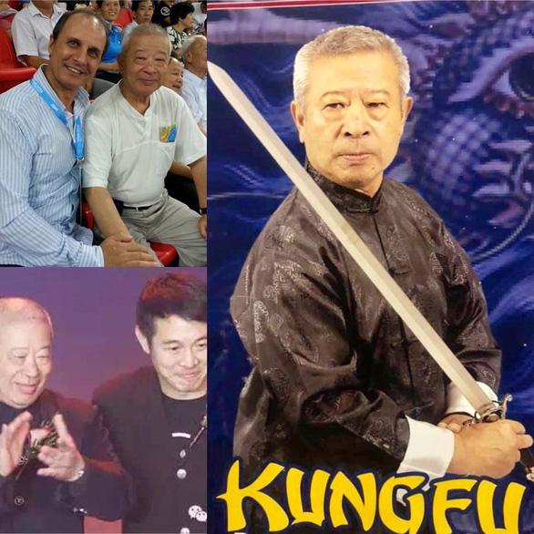 Sư phụ của Chân Tử Đan: Trận Ma Baoguo đấu với Wang Qingmin không phải... đấu võ - Ảnh 1.