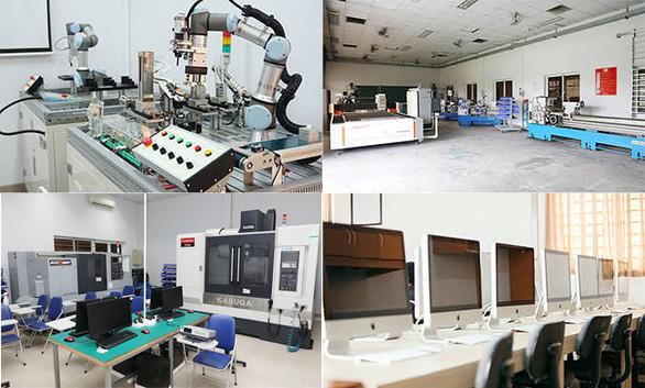 Duy Tân: Đại học ngoài công lập trong top 500 Châu Á - Ảnh 2.