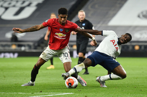 Tottenham - Man United: đại chiến nhạt phèo - Ảnh 1.