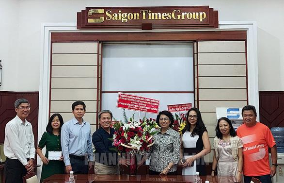 Lãnh đạo TP.HCM thăm cơ quan báo chí nhân Ngày báo chí cách mạng Việt Nam - Ảnh 4.