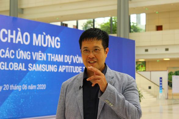 Samsung Việt Nam tuyển lao động quy mô lớn - Ảnh 3.