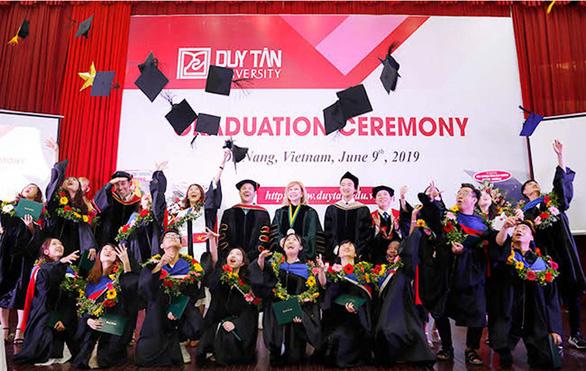Học và lấy bằng Đại học Mỹ ở Việt Nam: Du học tại chỗ ở DTU - Ảnh 4.