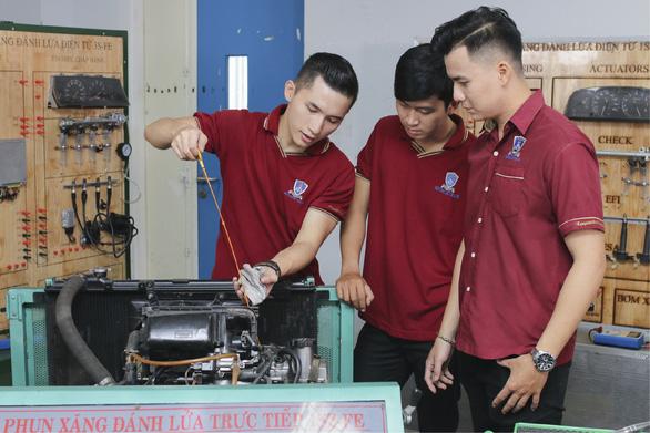 Những điều thí sinh cần lưu ý khi xét tuyển học bạ Trường ĐH Nguyễn Tất Thành - Ảnh 1.
