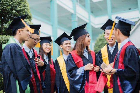 Mở rộng cánh cửa tương lai cùng với Đại học Tây Đô - Ảnh 1.