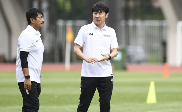 HLV Shin Tae Yong căng thẳng với PSSI - Ảnh 1.
