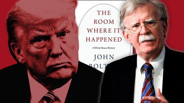 3 quyển sách bom tấn vén màn Nhà Trắng trước bầu cử - Ảnh 1.