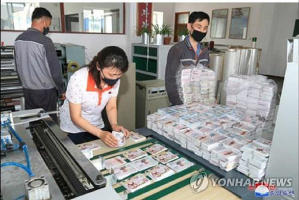 KCNA: Lãnh đạo Triều Tiên quyết định hoãn kế hoạch quân sự chống lại Hàn Quốc - Ảnh 1.