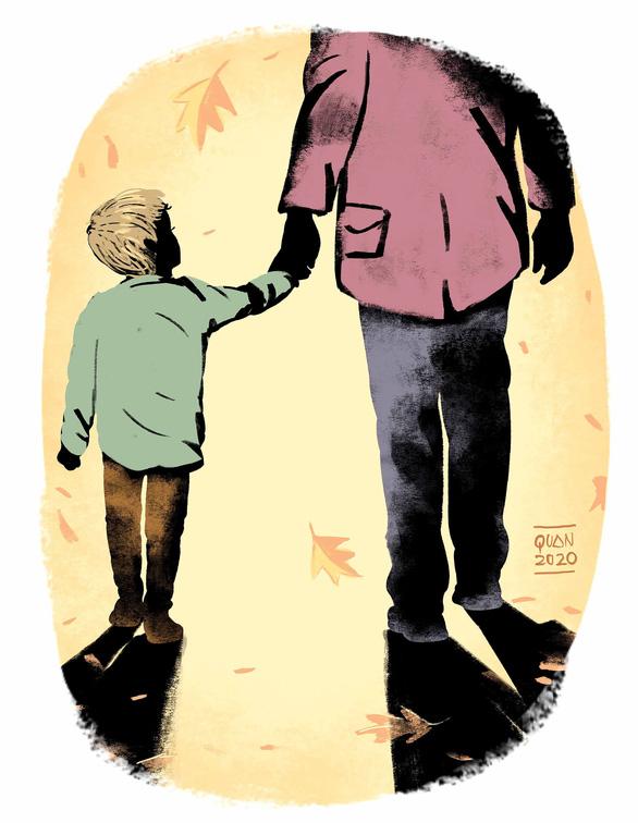 Cha của chúng ta, anh hùng và hoàng đế - Ảnh 1.