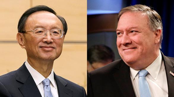 Ông Pompeo nói Trung Quốc gây hấn với Ấn Độ, quân sự hóa Biển Đông - Ảnh 2.