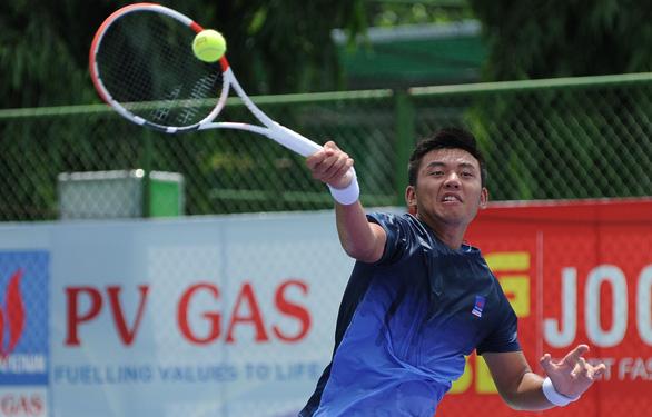 Lý Hoàng Nam thắng đúp ở giải VTF Masters 500-1 - Ảnh 1.